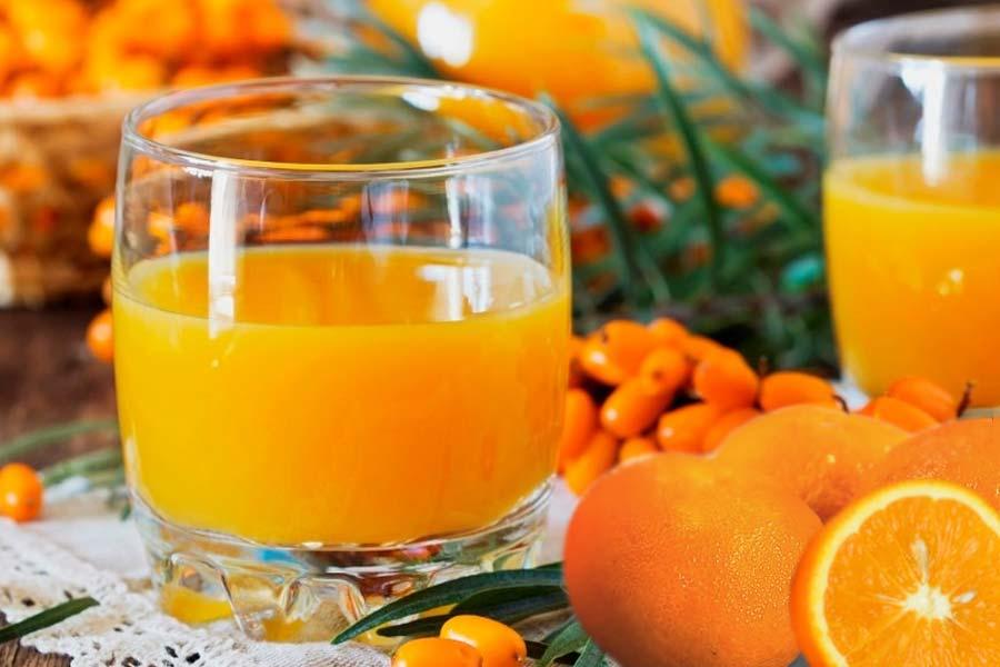 Облепиха с апельсином 0.33л