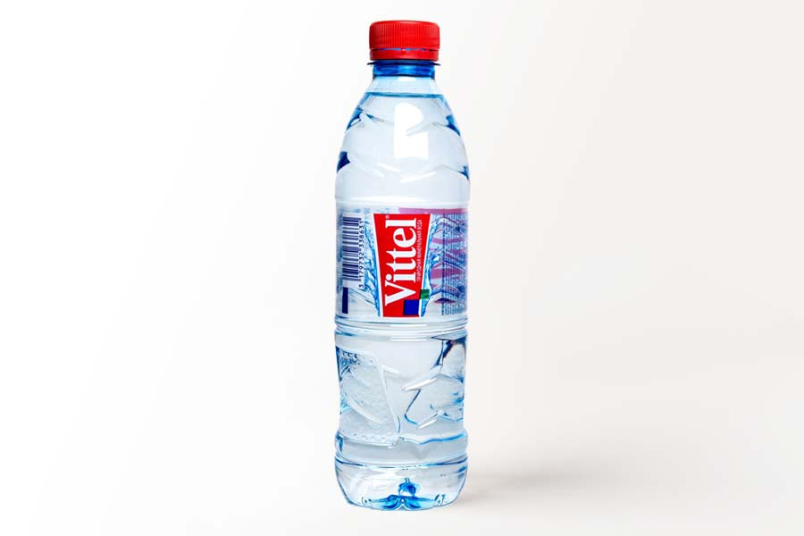 Вода Виттель 0.5л